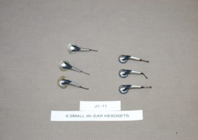 6+small+in-ear+headsets+j1-11